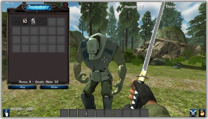Dialogue System for Unity: Realistic FPS Prefab / S-Inventory