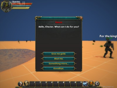 Dialogue System for Unity: RPG Kit